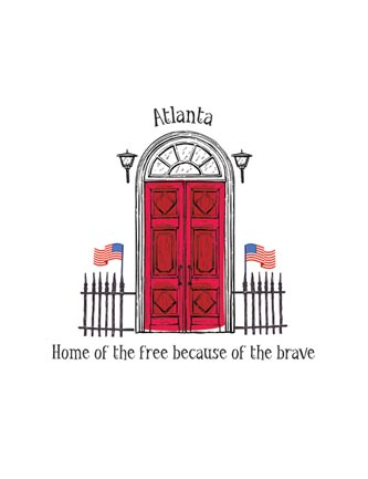 Home of free & brave (Name Drop)
