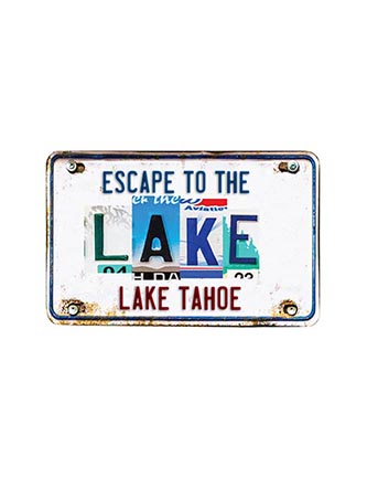Escape to the lake (Name Drop)