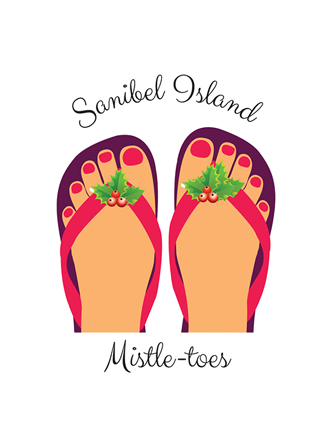 (Name Drop) Mistle-toes