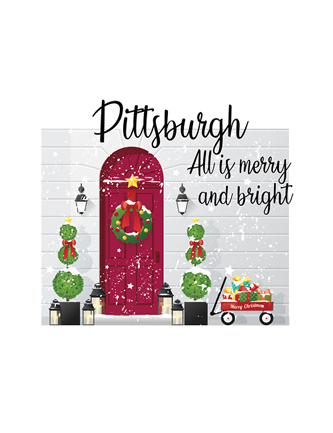 (Name Drop) All is merry and bright