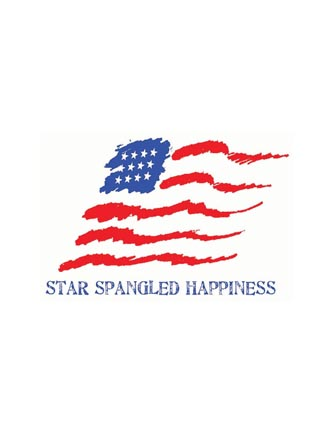 Star Spangled Happiness