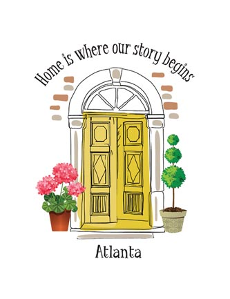 Home is where our story begins (Name Drop)