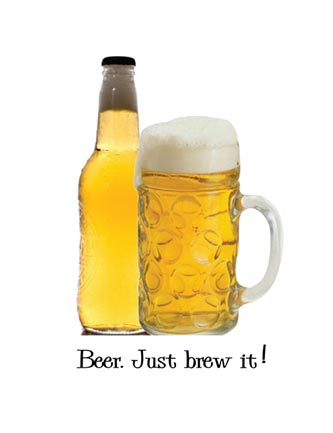 Beer. Just brew it!