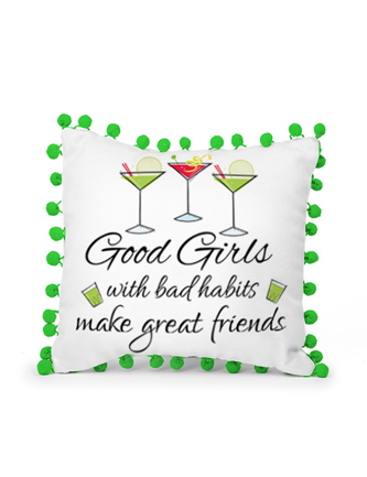 Good girls with bad habits make great friends