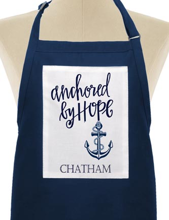 Anchored by hope (Name Drop)